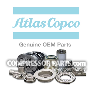 Atlas Copco END CAP 20 MM OEM - 2810100600