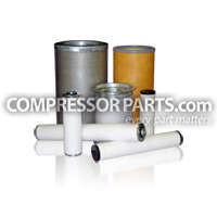 Replacement for Hydrovane Oil/Air Filter Kit - KO066