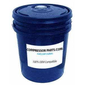 Replacement for Sullair SRF 4000 - 5 Gallon Partial Synthetic Oil